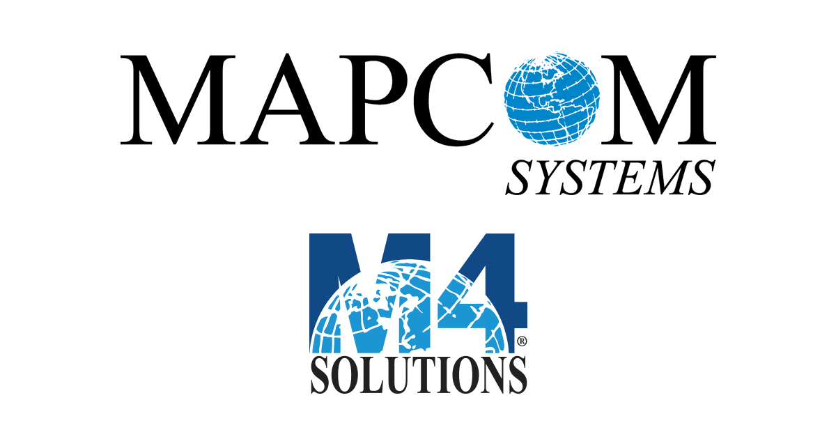 Mapcom Systems Announces the Release of M4® Solutions Version 2018
