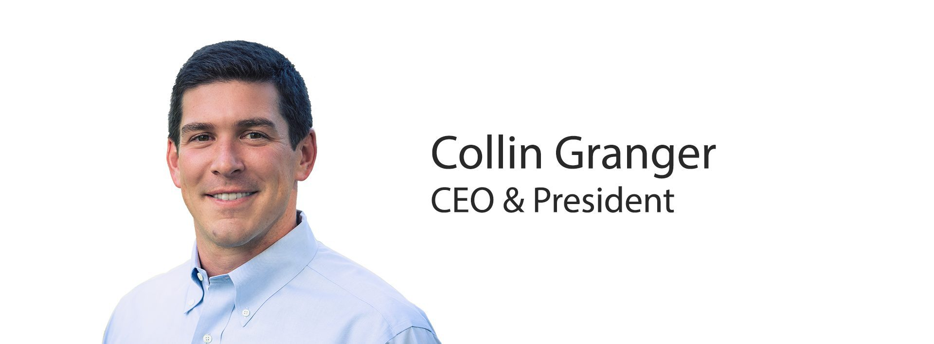 Collin Granger Named CEO and President of Mapcom Systems