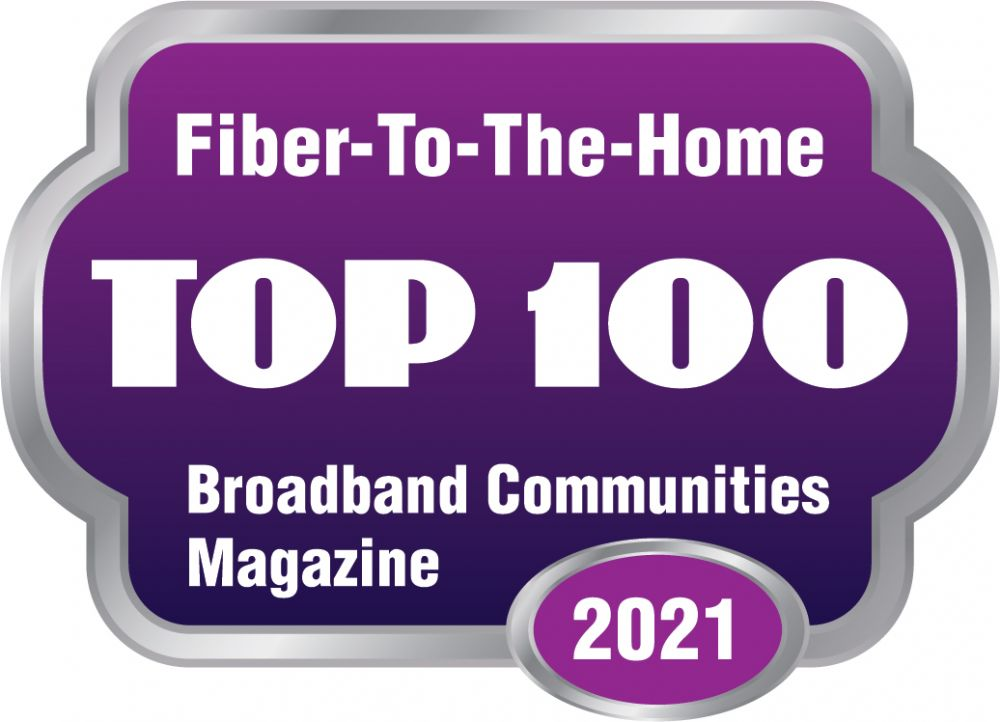 Mapcom Systems Recognized as Industry Leader in 2021 FTTH Top 100 List